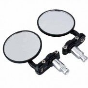83mm Bike Rear View Mirror (Set of 2)