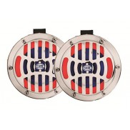 Hella Spice Tone Low Tone Horn (Red and Blue) (Single)