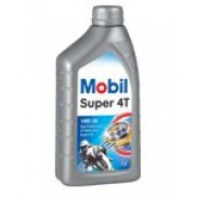 Mobil Super 4T 10W-30 Motorcycle Oil