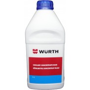 Wurth Coolant Concentrate Blue (1L)
