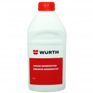 Wurth Coolant Concentrate Red (1 L)