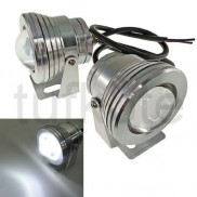 LLED-10WP TufLed Super White High Power LED Projector Fog Lamp Light (10W)