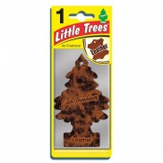 Little Trees U1P-10290 Leather Hanging Paper Car Air Freshener
