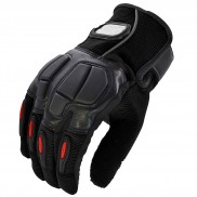 Pitzo PRO-BIKER Full Finger Biker Gloves (MCS22)
