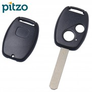 Honda Car Key Shell for 2 Button Remote
