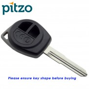 Maruti Suzuki Cars  Key Shell for Detachable 2 Button Remote