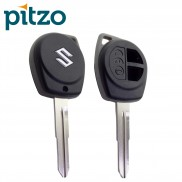 Maruti Suzuki Alto, Alto K10 2009 Car Key Shell for Detachable 2 Button Remote