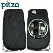 Maruti Suzuki Car Flip Key Shell for 2 Button Modify Remote