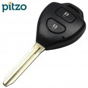Toyota Car Key Shell for 2 Button Remote