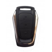 Mahindra KUV 100 Car Key Shell for 3 Button Front Half Body