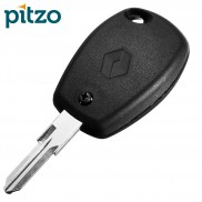 Renault Car Key Shell for 2 Button Remote