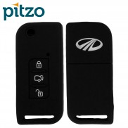 Silicone Car Key Cover for Mahindra XUV-500