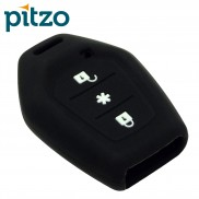 Car Silicone Rubber Key Cover For Mahindra TUV-300
