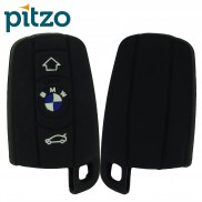 Car Silicone Rubber Key Cover for BMW