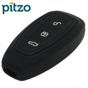 Car Silicone Rubber Key Cover Silicone Key Guard for Ford