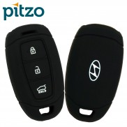 Car Silicone Rubber Key Cover Silicone Key Guard for Hyundai Verna