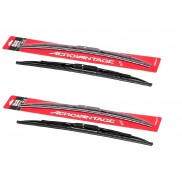 "Champion Wiper Blade Assembly for Car, 16(D)""and 16(P)"" (Set of 2)"
