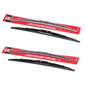 "Champion Wiper Blade Assembly for Car, 18(D)"" and 16(P)"" (Set of 2)"