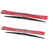 "Champion Wiper Blade Assembly for Car, 20(D)"" and 18(P)"" (Set of 2)"