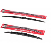 "Champion Wiper Blade Assembly for Car, 22(D)"" and 16(P)"" (Set of 2)"