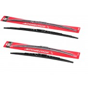 "Champion Wiper Blade Assembly for Car, 24(D)"" and 16(P)"" (Set of 2)"